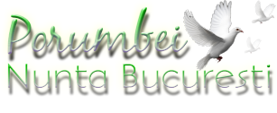 Porumbei Nunta Bucuresti Logo